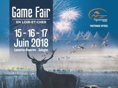 Game Fair - Le plus grand salon de la chasse